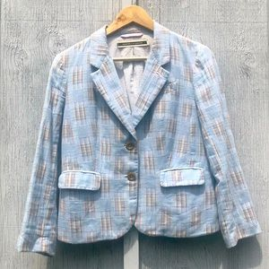 Anthropology Daughters of the Liberation Blazer, 8